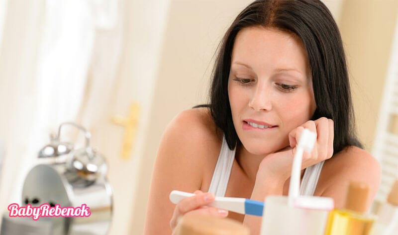Первая неделя беременности: признаки, симптомы, ощущения