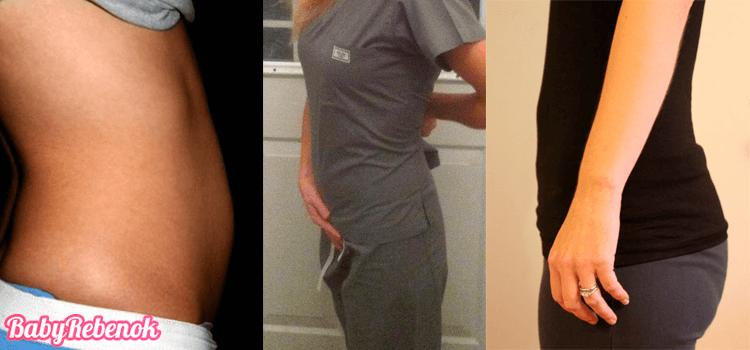5 неделя беременности: ощущения, симптомы, признаки, фото