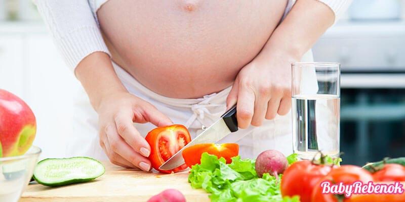 Диета для беременных на 1,2,3 триместре