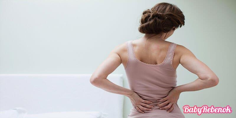 Сорвал спину болит позвоночник