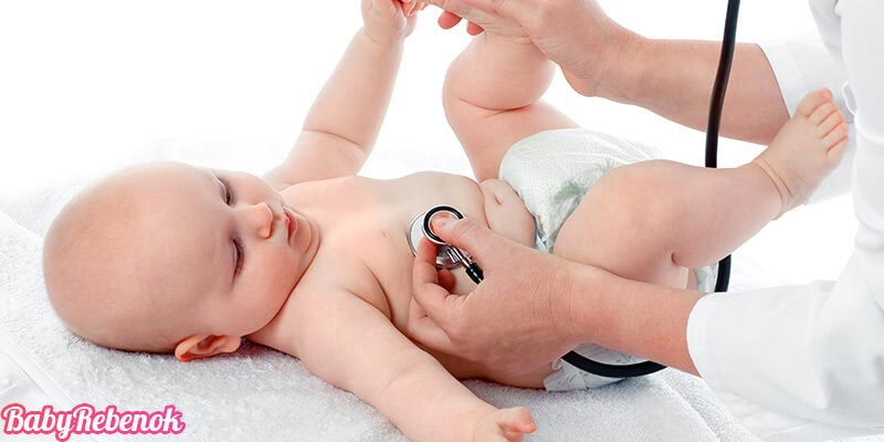 Как и чем лечить кашель у новорожденного и ребенка до года