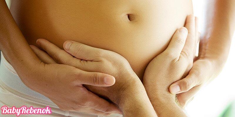 Когда начинает расти живот при беременности. На каком сроке?