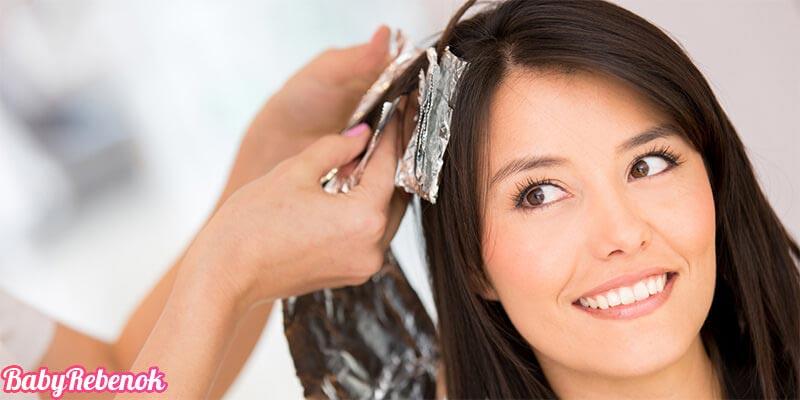 Можно ли красить волосы беременным – Все секреты про краски