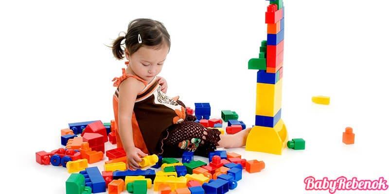 Развитие ребенка в 1 год. Как развивать годовалого ребенка