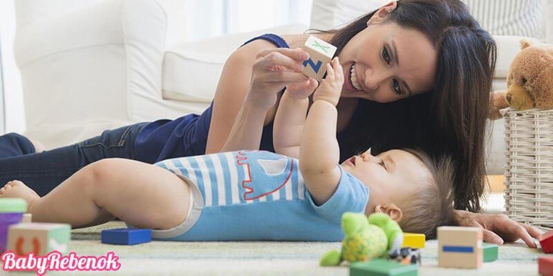 razvitie rebenka v 5 mesyatsev 2 - Что должен уметь ребенок в 5 месяцев. Развитие ребенка в 5 месяцев
