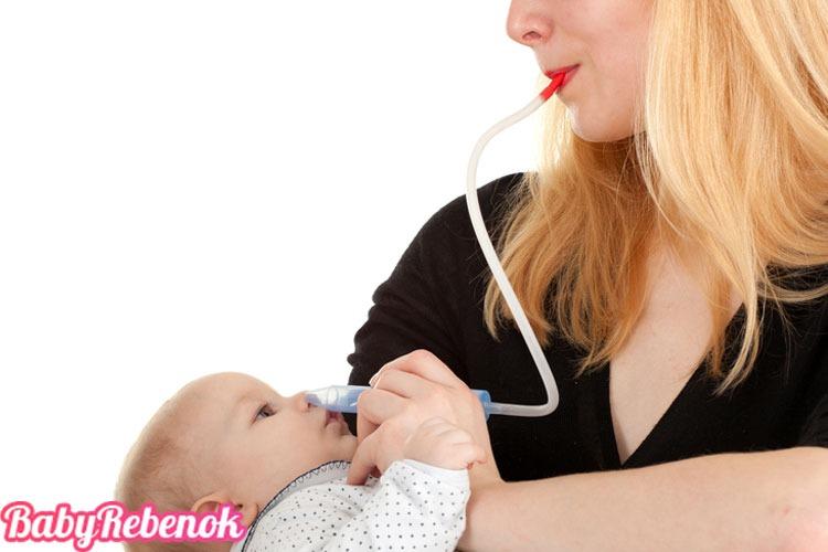 Как и чем лечить зеленые сопли у ребенка - 3 метода
