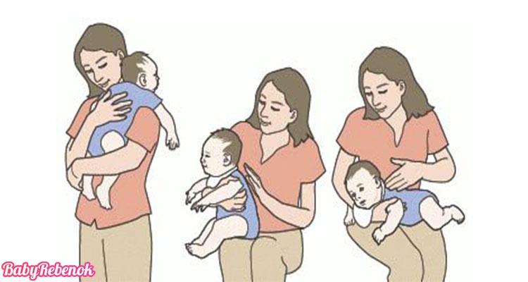 Икота у новорожденных. Почему новорожденный ребенок икает