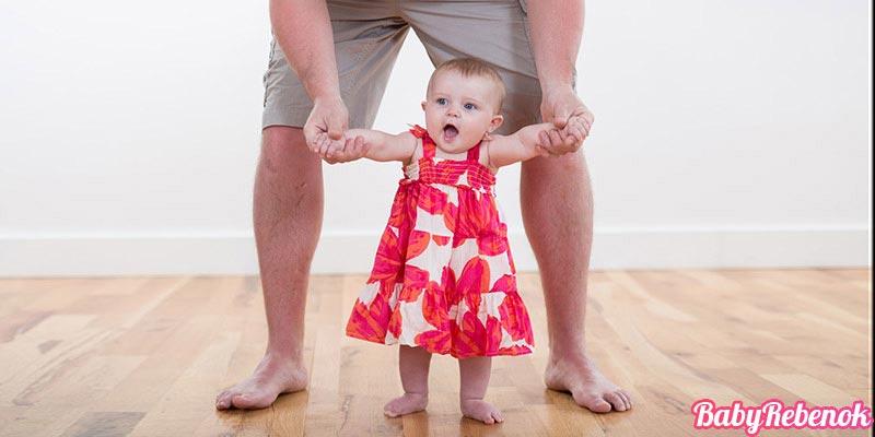 Развитие ребенка в 11 месяцев. Что должен уметь ребенок