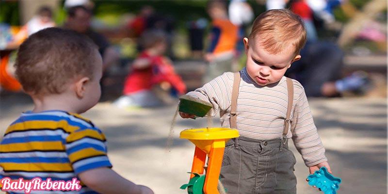 Развитие ребенка в 2 года. Что должен уметь ребенок