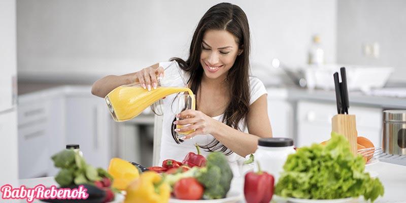 Правильное питание при беременности. Что можно и нельзя есть во время беременности