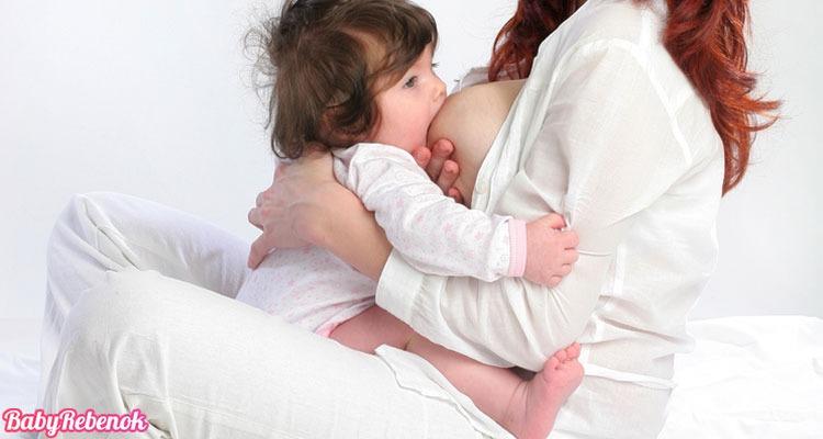 Позы для кормления грудью - 6 поз для правильного кормления новорожденного