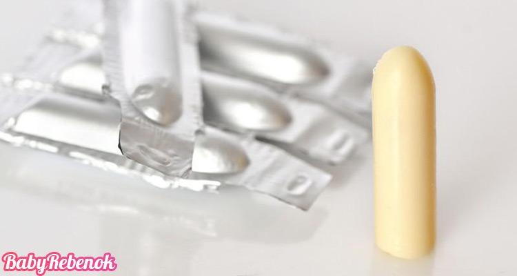 Свечи от геморроя при беременности – 5 натуральных препаратов