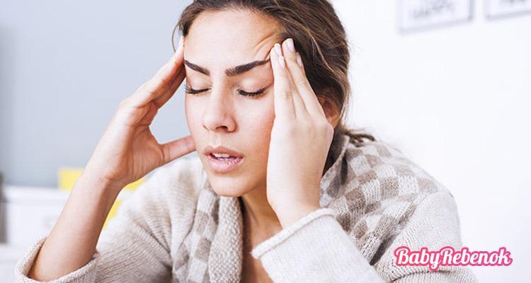 Головокружение при беременности. Почему кружится голова?