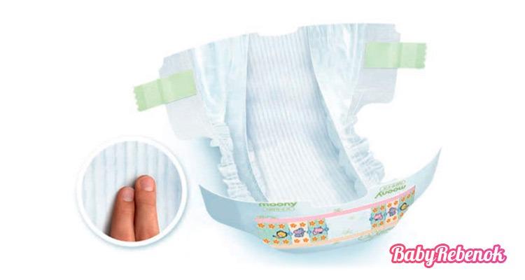 Лучшие подгузники для новорожденного. Рейтинг 2018 (ТОП-10)