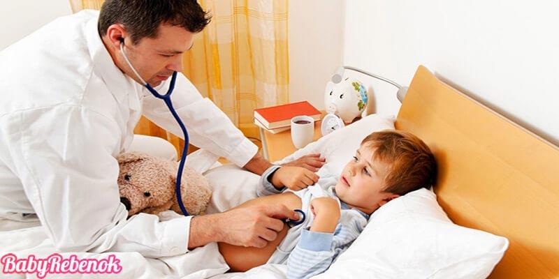 Бронхит у детей: признаки, симптомы, лечение, профилактика