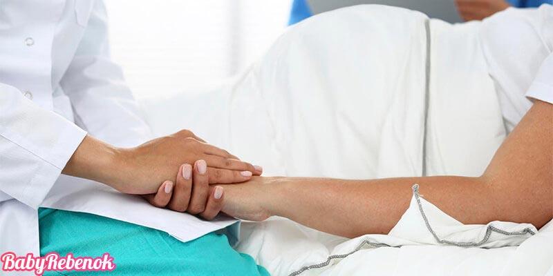 Кровянистые выделения при беременности на ранних и поздних сроках