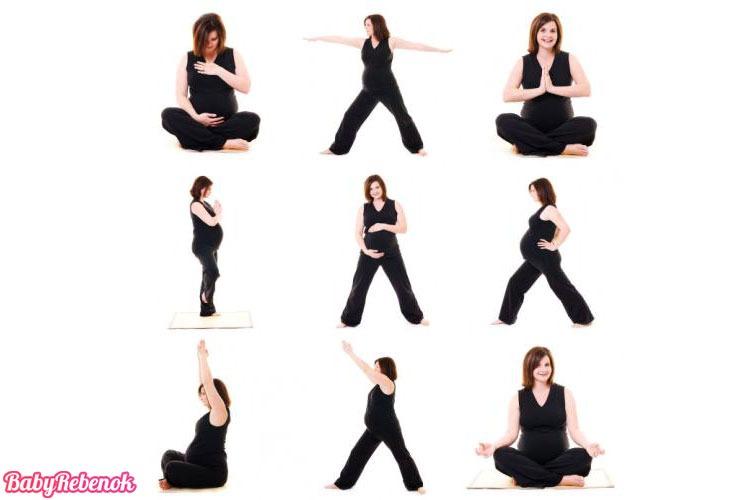 Йога для беременных. Полезные асаны и упражнения для Вас
