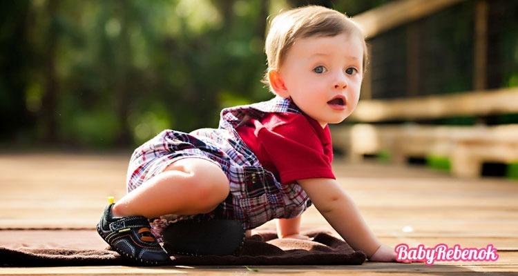 Развитие ребенка в 9 месяцев. Что умеет ребенок в 9 месяцев