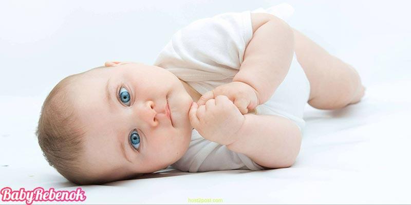 Родничок у новорожденного ребенка. Когда заживает родничок у детей