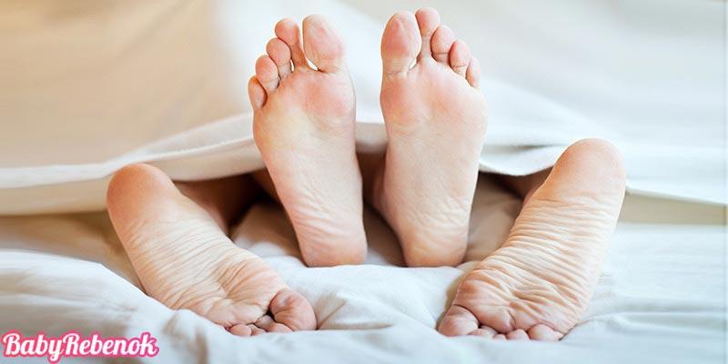 Через сколько после родов можно заниматься сексом?