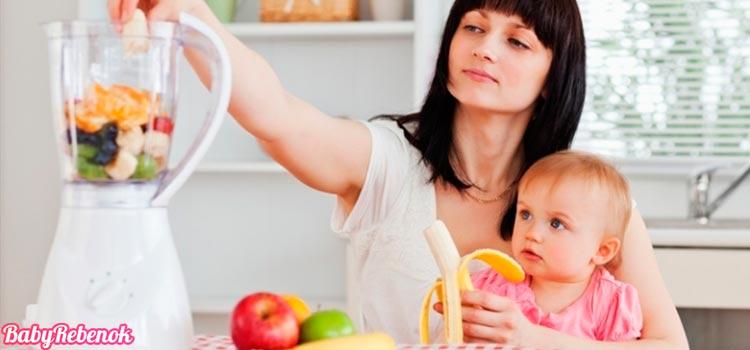 Какие фрукты можно есть при грудном вскармливании