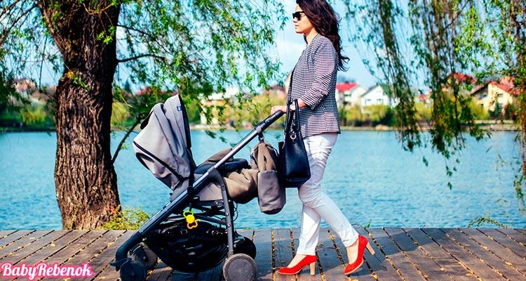 Когда можно гулять с новорожденным. Прогулки с новорожденным