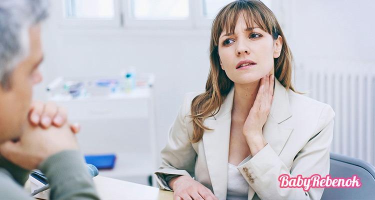 Ангина при беременности: симптомы, лечение, профилактика