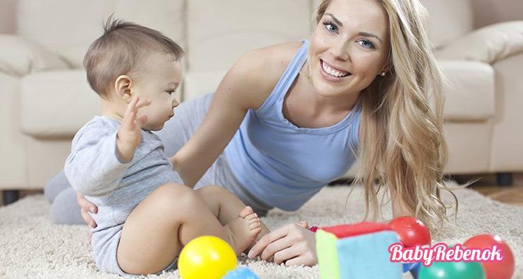 Режим дня 6 месячного ребенка. Подробный распорядок дня