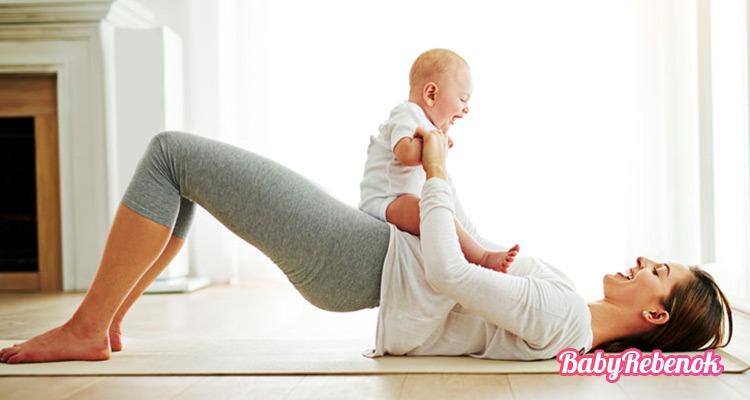 Восстановление после родов. Как восстановиться после родов?