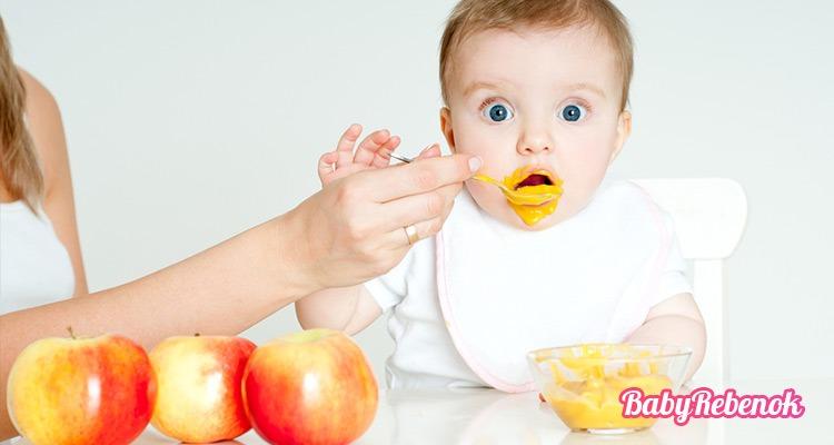 Прикорм ребенка в 6 месяцев. Как вводить прикорм в 6 месяцев
